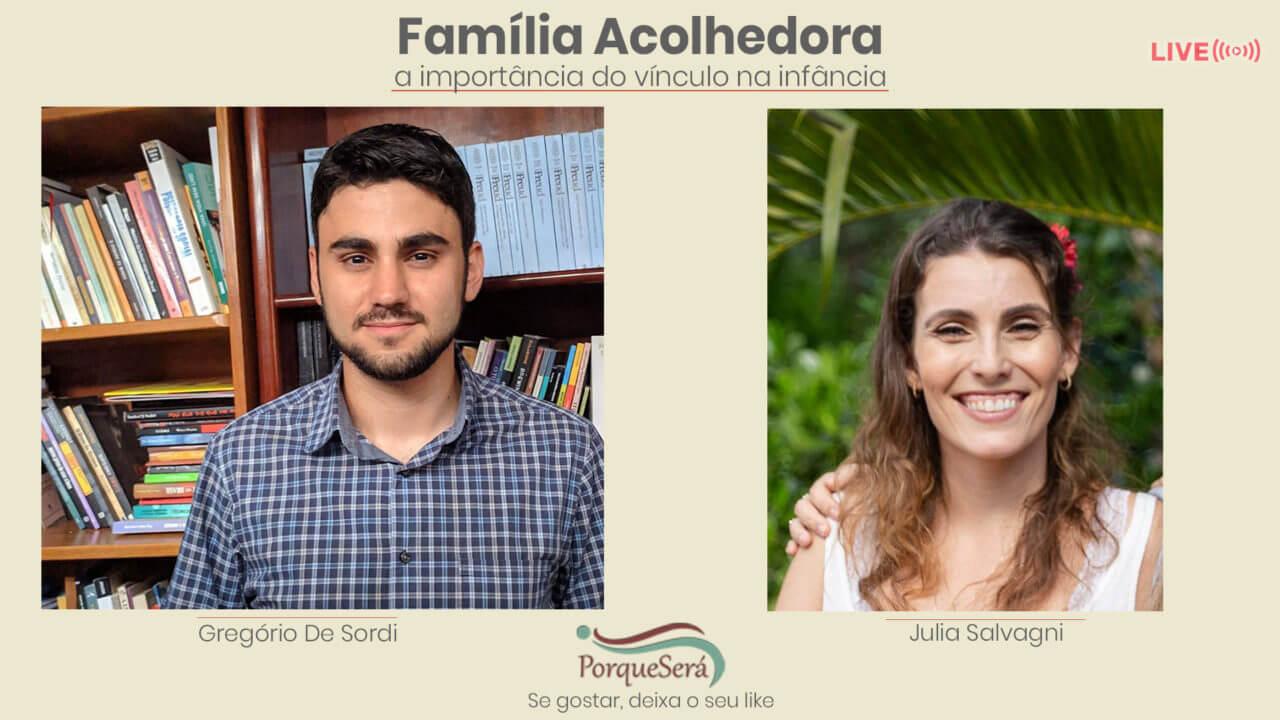 Família Acolhedora: a importância do vínculo na infância