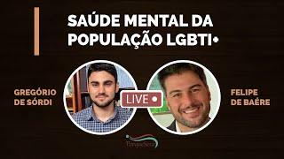 Saúde mental da população LGBTI+